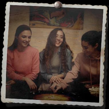 Berfin Nilsu Aktaş Fusetea - Maintrust - Reklam Filminde